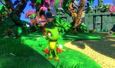 Big Yooka-Laylee Update Today on PS4 & Xbox One Brings Camera Improvements & Much More