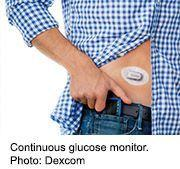High-Tech Monitors May Help With Type 1 Diabetes