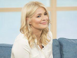 Holly Willoughby Has Something Emotional To Say About Cheryl's Baby