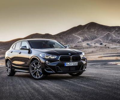 Range Topping BMW X2 M35i Revealed Packing 302 HP