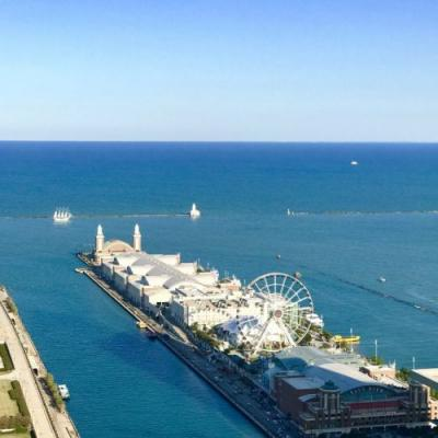 Top Spots to View the Navy Pier Fireworks