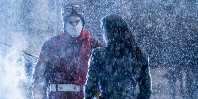 The Flash: Accelerated Man Debuts in 'Attack on Central City' Photos