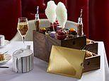 Five afternoon teas with quirky themes, including a Charlie & the Chocolate Factory offering