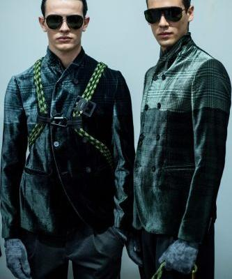 Emporio Armani ditches menswear for co-ed show in September