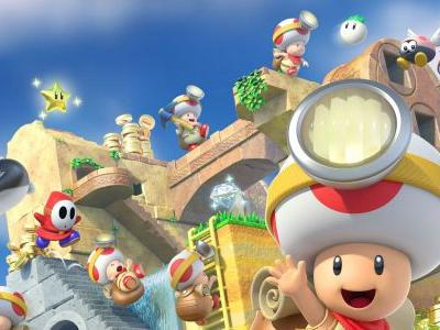 Review: Captain Toad: Treasure Tracker