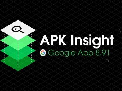 Google app 8.91 preps Podcasts auto downloads, more Material Theme, 'Top Apps' redesign