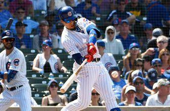 Javier Baez powers Cubs to 6-5 win over Padres with 3-run home run