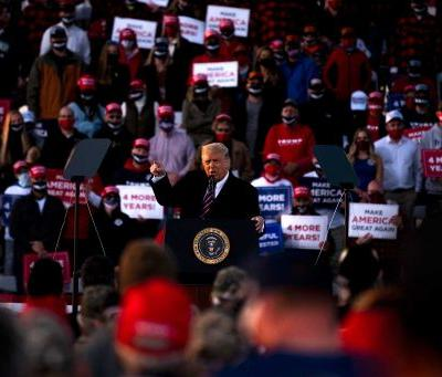 Minnesota health department reports 3 COVID-19 outbreaks related to Trump campaign events