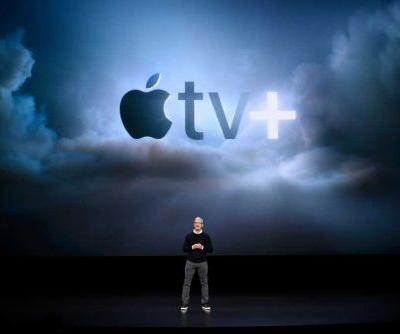 Steven Spielberg, Jennifer Anniston, other celebs help introduce Apple's streaming TV service