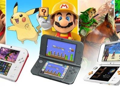 Nintendo working on new 3DS titles for 2019 and beyond