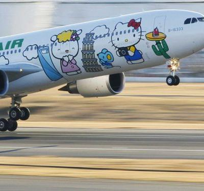 That adorable Hello Kitty-themed airplane you've been dreaming of flying on just added another US city to its route