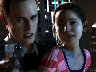 Detroit: Become Human Getting a Demo
