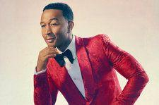 John Legend Releases Festive Music Video For 'Have Yourself a Merry Little Christmas': Watch