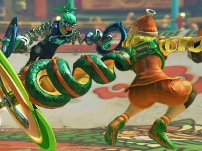 Arms Comic Delayed To 2019