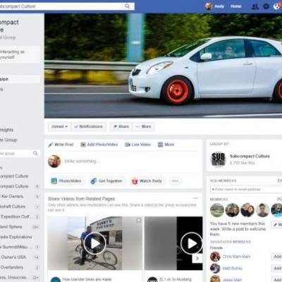 Join the Subcompact Culture Facebook Group