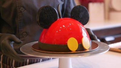 These Are the Fanciest Disney-Themed Desserts Ever