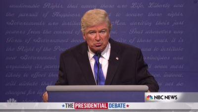 President Donald Trump And Alec Baldwin Giving Saturday Night Live Its Best Ratings