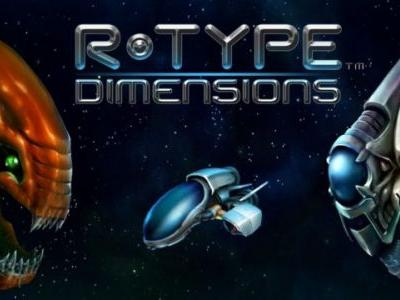 R-Type Dimensions EX Announced for Switch