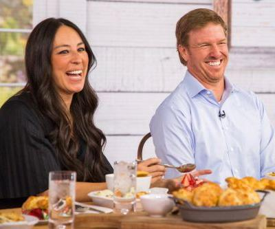 Chip and Joanna Gaines returning to TV with branded network