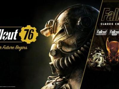 Bethesda giving 'Fallout 76' owners free copies of three classic 'Fallout' games