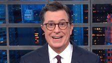 Stephen Colbert Reveals Just How Uncomfortably Close Trump Is To Putin