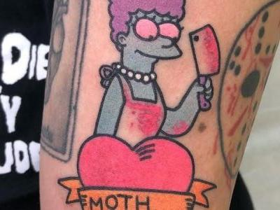 The Simpsons: 10 Tattoos Only True Fans Will Understand
