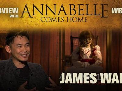 CS Video: James Wan on Expanding The Conjuring Universe