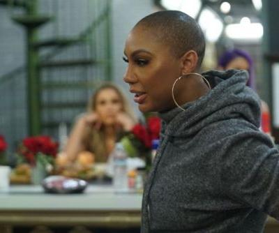 "Bye Bye Baldie? Is Tamar Braxton Headed Back To Baltimore After ""Big Brother"" Beefing With Lolo Jones?"