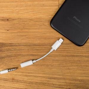 New iPhones will no longer have the Lightning-to-jack adapter included in the box