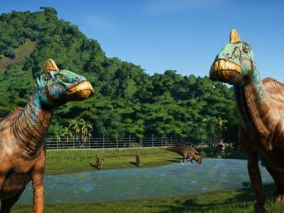 Check Out the First Gameplay Demo for JURASSIC WORLD: EVOLUTION