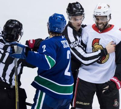 Senators' Pageau suspended 1 game for boarding