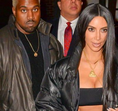 It's Official: Kim and Kanye Have Picked a Baby Name