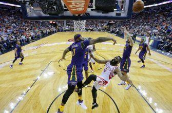 Rockets rout Pelicans, 129-99, in Cousins' New Orleans debut