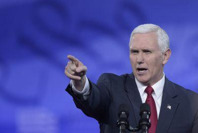 Pence to address politically potent Republican Jewish group