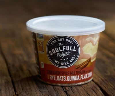 The Hot Cereal Company Using Buy-One-Give-One to Fight Food Insecurity