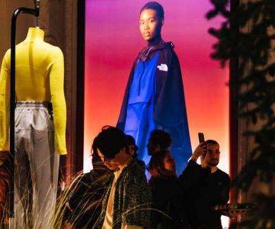 The North Face SS20 Black Series Debuts at Paris Fashion Week Event