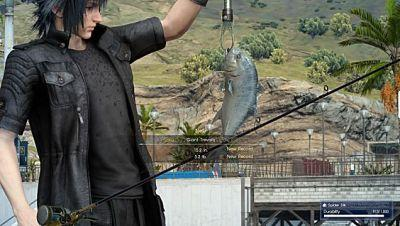 Final Fantasy XV Guide: How to Fish