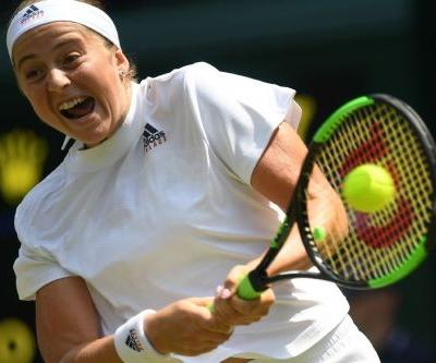 Women play five sets? It could work, says Ostapenko