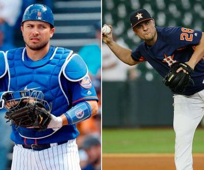 D'Arnaud upside, minor league star: What Mets' busy day of trades means