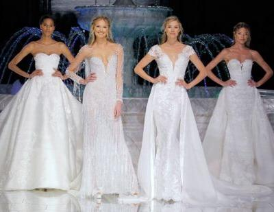 Barcelona Bridal Fashion Week 2018 beats its record for national and international brands