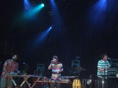"""Animal Collective Are Gonna Keep Being Weird, But Not Too Weird, with """"Kinda Bonkers"""""""