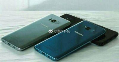 Leak: Galaxy S8 Color Variants, Software, Bixby, And More