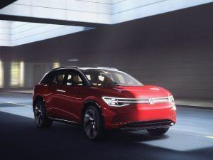 VW ID Roomzz SUV Unveiled Gets A Range Of 450km