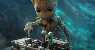 Guardians of the Galaxy 2 Japanese Trailer Has Baby Groot on the Run