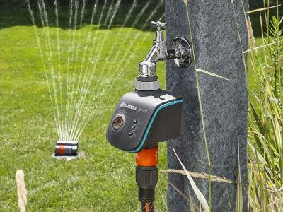 Gardena smart garden watering system is now HomeKit-compatible