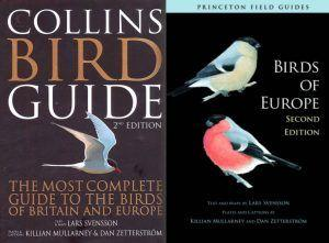 """""""Birds of Cyprus"""" field guide review"""