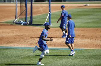 Cubs, Ross get back to work as workouts resume in baseball