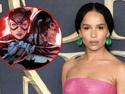 BREAKING: Zoe Kravitz to Play Catwoman in The Batman!