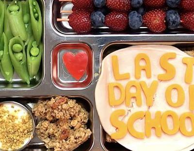 Last Day of School Lunch