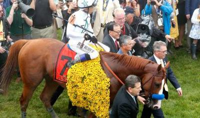 Belmont Stakes: Justify Running For The Triple Crown